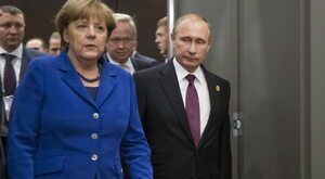 Co Niemcy za to dostały?