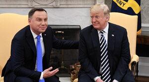"""""""Polska i Ukraina – ulubione żony w haremie amerykańskiego sułtana"""""""