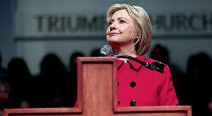 Antykatolicka fobia Clinton